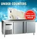 Vertical Ss Undercounter For Cold Storage