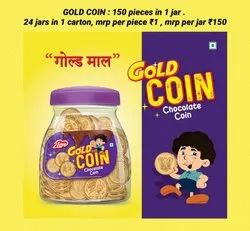 GOLD COIN CHOCOLATE