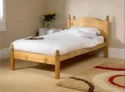Stylish Single Bed, 1 Year
