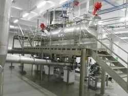 Polished Fluid Bed Dryer, for Industrial
