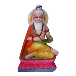 Rishi Valmiki Marble Statue