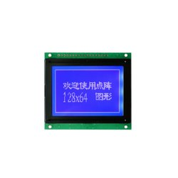 JHD12864C B/W 128x64 Dots Display