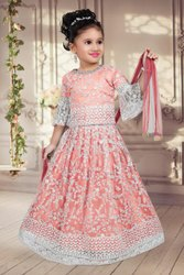 Small Girls Indian Lehenga Designs