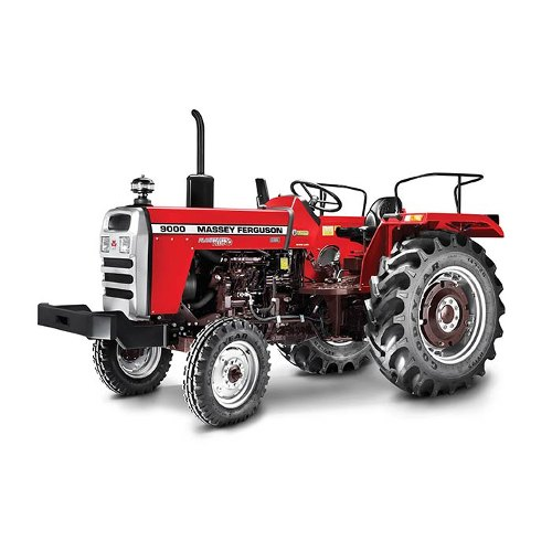 Massey Ferguson 9000 50 HP Planetary Plus Tractor, Lifting Capacity
