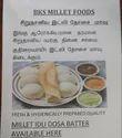 Millet Idli Dosa Batter Flour