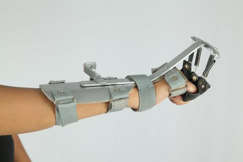 Cock up splint for hand — photo 3