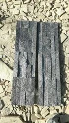 BLACK GALAXY LEDGE STONE PANEL