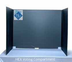 Election, Vote Compartment Plastic Corrugated Sheet