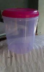 Plain  transperant plastic Container For Packing
