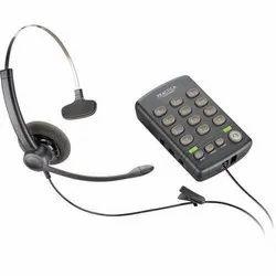 Plantronics Headset With Dialpad
