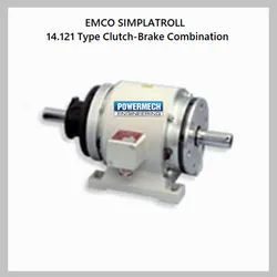 14.121 Type Emco Simplatroll Clutch Brake Combination