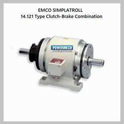 14.121 Type Emco Simplatroll Clutch Brake