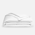 White Duvet Cover for Hotel Quilts