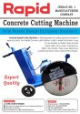 Concrete Cutting Machine On Rent