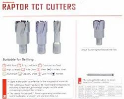 Rotabroach Raptor TCT core cutter