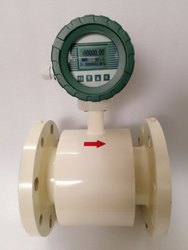 Battery Operated Digital Flow Meter
