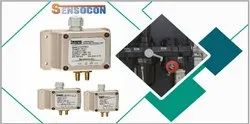 Sensocon USA 212-D001I-1Differential Pressure Transmitter