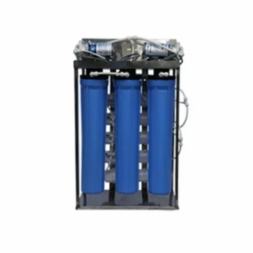 Abhi RO Stainless Steel 50 Lph Commercial Ro Plant, RO Capacity: 200-500 (Liter/hour), for Industrial