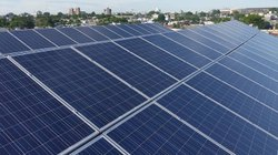 9 KW Subsidy Rise Solar Rooftop System