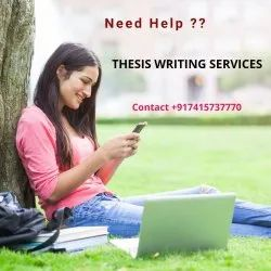 Thesis Writing Service In Netherlands