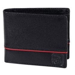Woodland W 532004 Black Men's Leather Wallet