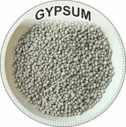 White Gypsum Granules