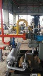 Steel Industrial Pipeline Contractors