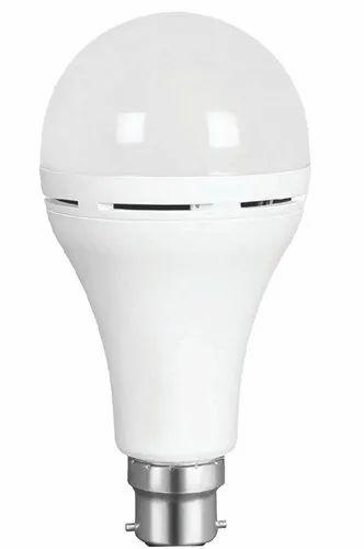 Battery Backup Led Emergency Bulb 9w