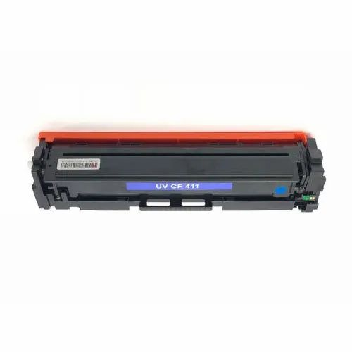 Laser HP UV CF 411 Toner Cartridges for Printer, Packaging Type: Box