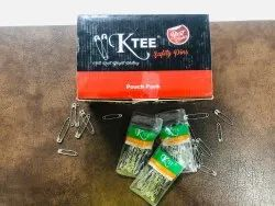 Ktee Safety Pin Pouch Pack