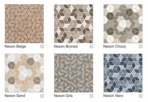 polished design outdoor concept floor tile 300 mm x 300