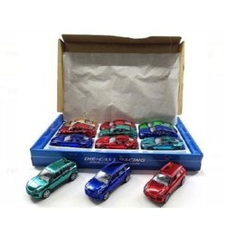 Multicolor Plastic Toy Car, For Personal, No. Of Wheel: 4