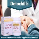 Ayurvedic Detox Support Supplement - Detoxhills 60 Tablets