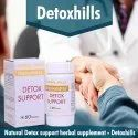 Herbal Hills Mustard Ayurvedic Detox Support Supplement - Detoxhills 60 Tablets, For Medical