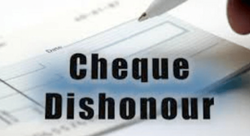 Notice for Cheque Dishonour