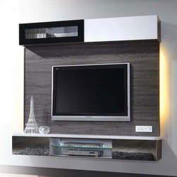 Modern Wooden Wall Mounted Tv Unit For Residential Rs 30000 Unit Id 21239296262