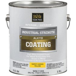 Alkyd Coating, Packaging Type: Tin