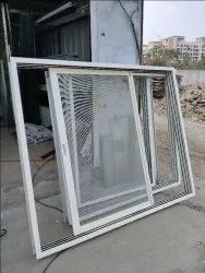 Aluminium Transparent Glass Window for Home