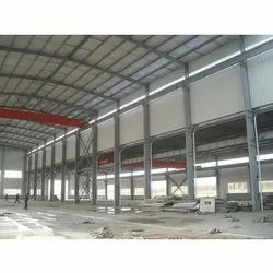 Structural Design of Industrial Sheds
