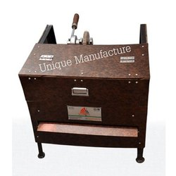 Sarota Type Double Supari (Betel Nut) Cutting Machine