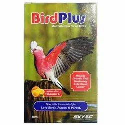 Bird Mediscan Food