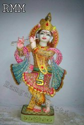 Marble Krishna Statue At Best Price In India