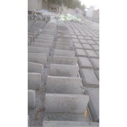 Rectangular Cement Kerb Stone, for Pavement