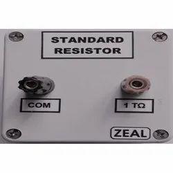 STD Resistor Tera Ohm