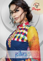 JS Priya Piku Vol-3 Printed Cotton Dress Material Catalog Collection