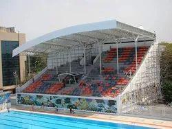 Stadium Tensile Roof