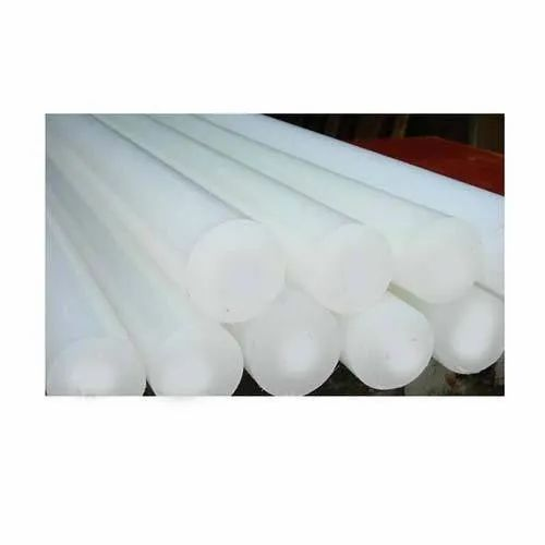 HDPE 2 rods 1 Dia x 24 Long