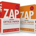 White Zap Office Copier Paper, Gsm: 70, 80 Gsm, Size: A4 Sheet