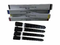 Toner Cartridges NPG67 CMYK