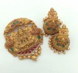 Brass Pendant Set Collection - P 790
